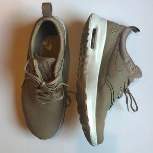 Nike Air Max Thea Premium Tan Desert Camo